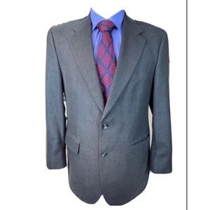 Brooks Brothers 346 Executive Suit Jacket Size 42R